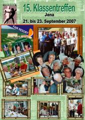 Collage 15. Klassentreffen